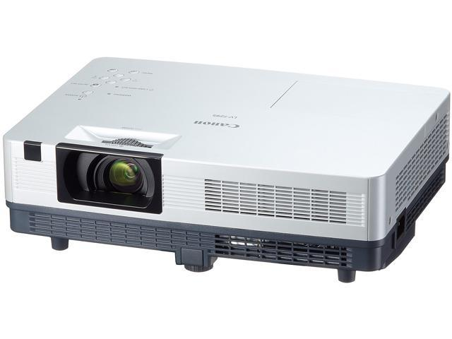 Canon LV-7292M 1024 x 768 2200 lumens LCD Projector