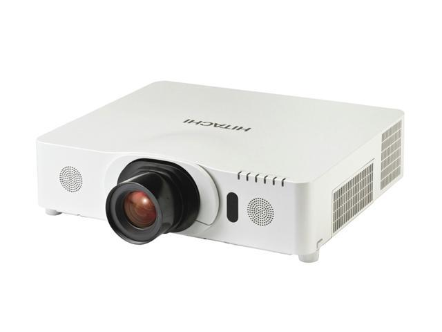 HITACHI CP-WX8240 1280 x 800 4,000 ANSI lumens 3LCD Advanced Technology in Superior Reliability and Quality Projector
