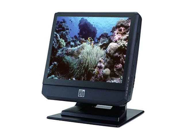 "ELO TOUCHSYSTEMS 15B2 (E298876) Dark Gray 15"" USB AccuTouch Touchscreen Monitor"