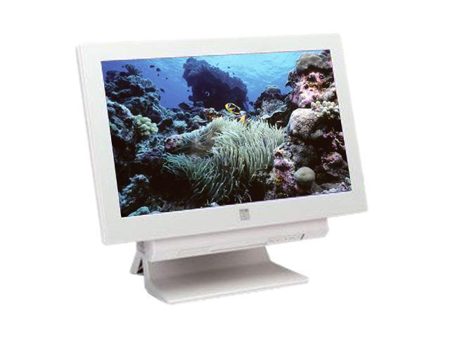 "ELO TOUCHSYSTEMS 22C3 (E686627) White 22"" USB IntelliTouch Touchscreen Monitor Built-in Speakers"