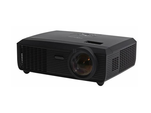 "Optoma TW610ST Single 0.65"" DC3 DMD DLP Technology by Texas Instruments Projector"