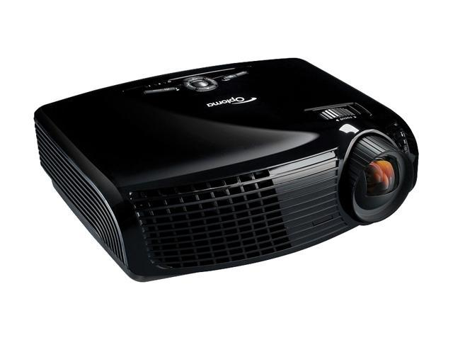 Optoma GT750E 1280 x 800 3000 ANSI Lumens DLP Projector 3000:1 (Full On/Full Off)