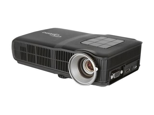 Optoma ML300 1280 x 800 300 ANSI Lumens DLP Projector 3000:1 (Full On/Full Off)