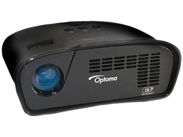 Optoma PT105RFBA 854 x 480 DLP Home Theater Projector