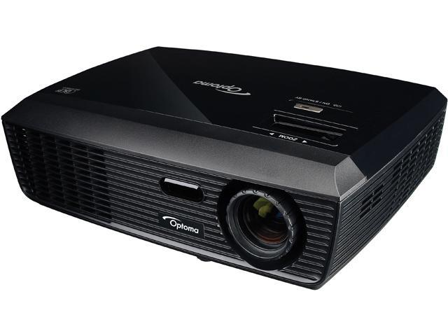 Optoma DX326 DLP 3D Ready Projector
