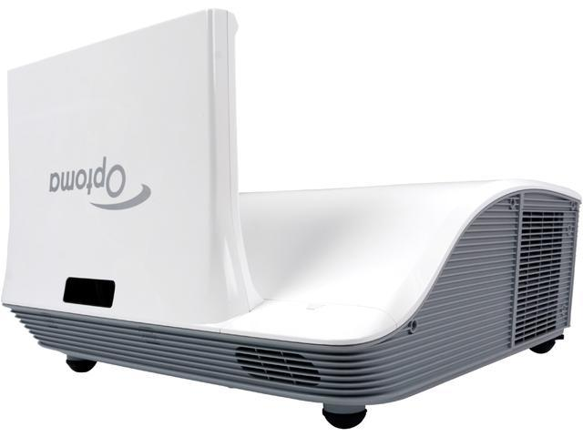 Optoma W307UST (1280 x 800) 3500 lumens; Ultra Short Throw; HDMI/USB; Internal Speakers DLP Projector