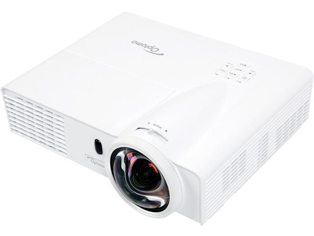 Optoma X306ST 1024 x 768 3200 lm DLP 3D Ready Projector