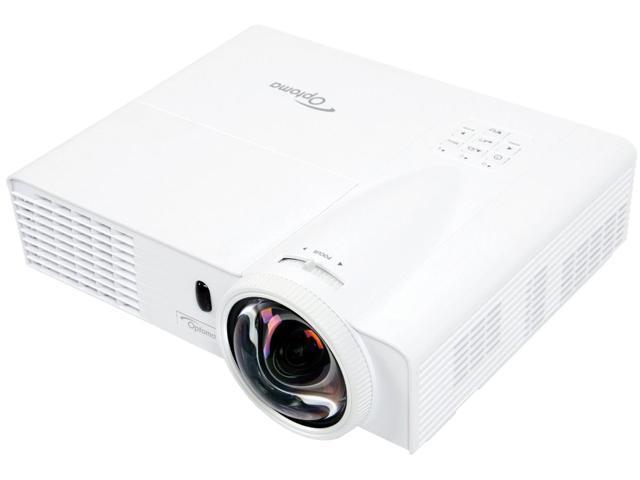 Optoma W306ST 1280 x 800 3500 lumens DLP 3D Projector