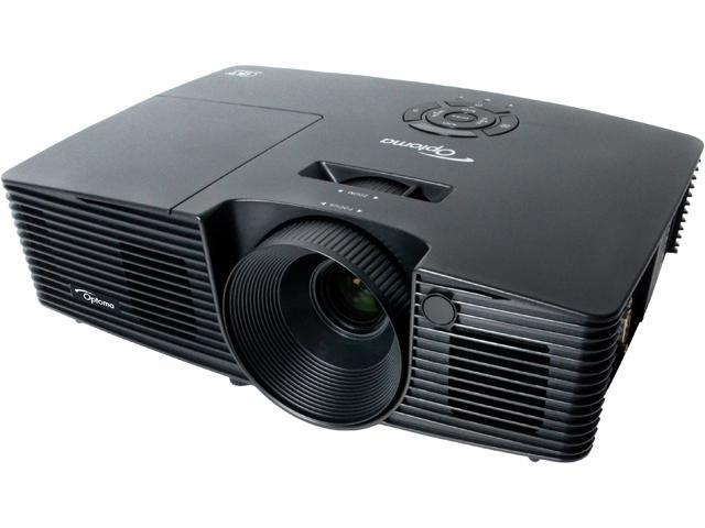 """Optoma DX346 Single 0.55"""" DC3 DMD DLP Technology by Texas Instruments 3D Projector"""