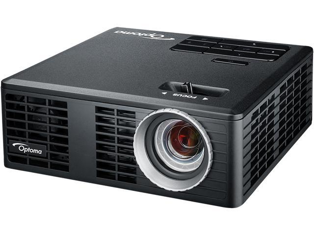 "Optoma ML750 1280 x 800 700 Lumens Single 0.45"" DMD DLP Technology by Texas Instruments 3D Projector"