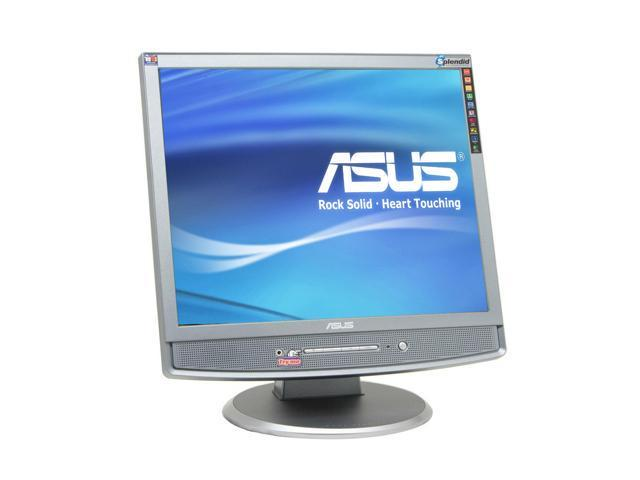 "ASUS MB17SE Iron-Gray 17"" 5ms LCD Monitor 320 cd/m2 800:1 Built-in Speakers"