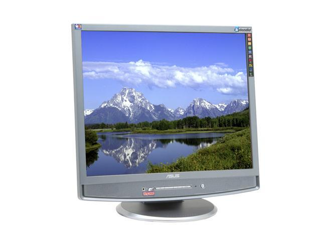 """ASUS MB19SE Silver 19"""" 5ms LCD Monitor 320 cd/m2 700:1 Built-in Speakers"""