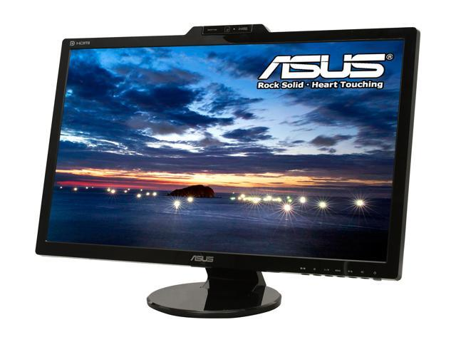 "ASUS VK278Q Black 27"" 2ms  HDMI  LED Backlight Widescreen LCD Monitor  W/ Speakers"