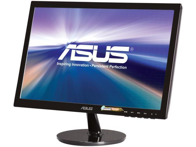 "ASUS VS Series VS198D-P Black 19"" 5ms Widescreen LED Backlight LCD Monitor"