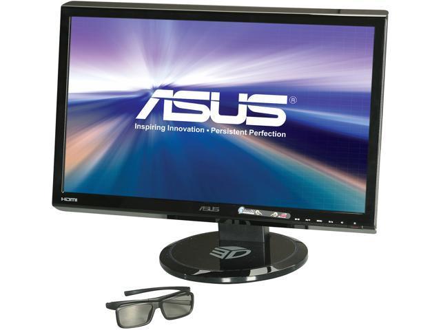 ASUS VG Series VG23AH Black 23
