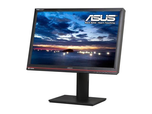 "ASUS ProArt Series PA246Q Black 24.1"" 5ms Widescreen LCD Monitor"