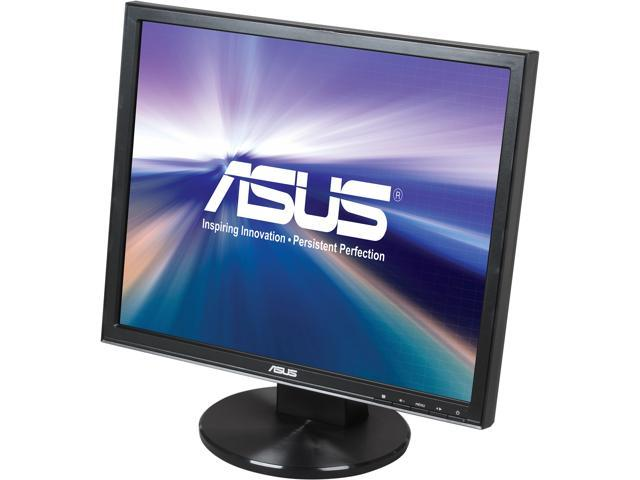 ASUS VB Series VB198T-P Black 19