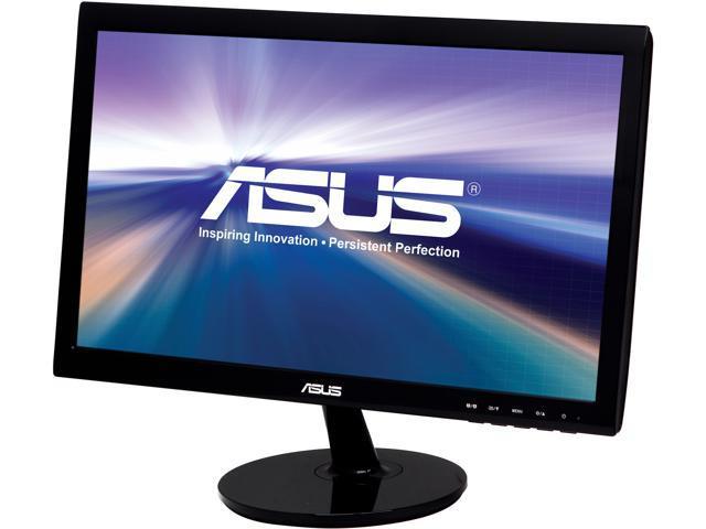 ASUS VS207T-P Black 19.5