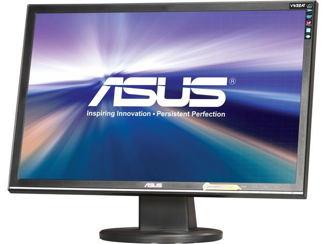 ASUS VW22AT-CSM Black 22