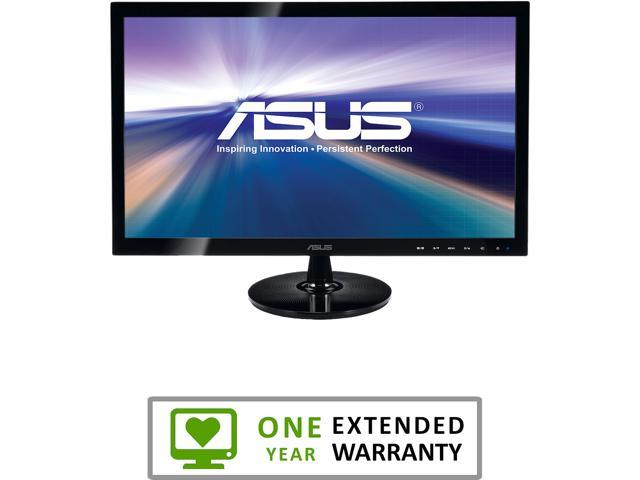 ASUS VS Series VS228H-P Black 21.5