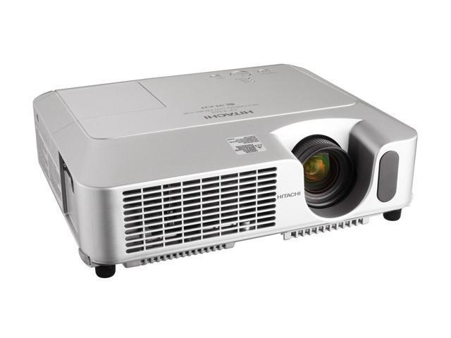 HITACHI CP-X260 1024 x 768 2500 ANSI Lumens LCD Projector 500:1
