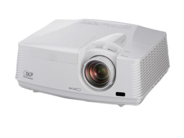 MITSUBISHI WD720U DLP High contrast Impressive Brightness Full Flexibility and Solid Reliability 3D Projector