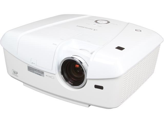 MITSUBISHI HC7900DW 1920 x 1080 DLP 3D Home Theater Projector