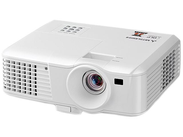 MITSUBISHI EX321U 1024 x 768 3000 lumens DLP Projector
