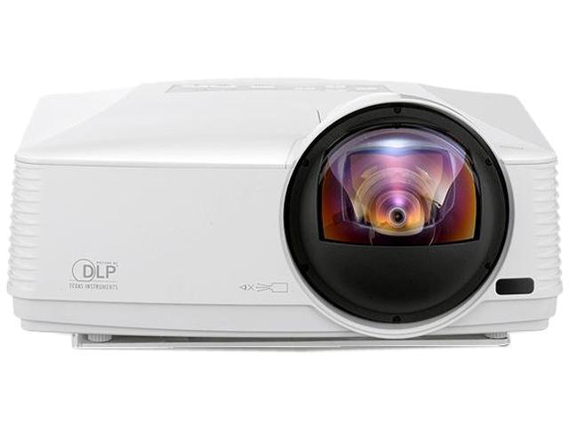 MITSUBISHI WD390U-EST(M) 1280 x 800 3000 ANSI Lumens DLP Revolutionary Ultrashort-throw thin-client projector