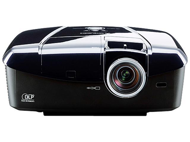 MITSUBISHI HC8000D-BL 1920 x 1080 1300 ANSI Lumens DLP Projector Brings Home Superior Cinema-quality Image Projection
