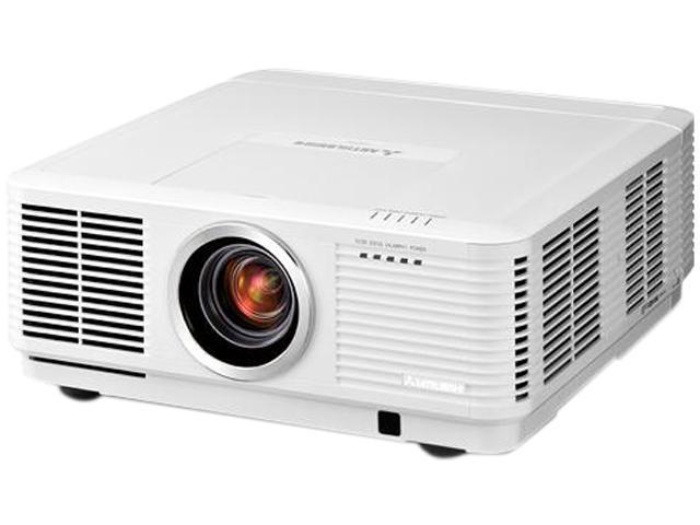 MITSUBISHI UD8850U 1920 x 1200 7500 ANSI Lumens DLP A digital projector