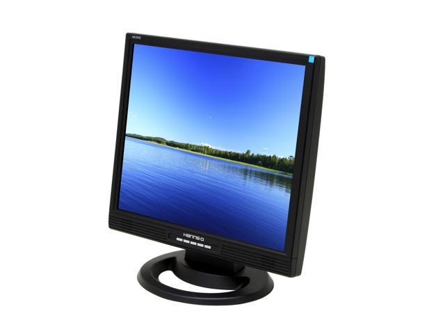 "Hanns-G HX-191DPB Black 19"" 5ms LCD Monitor 300 cd/m2 700:1 Built-in Speakers"