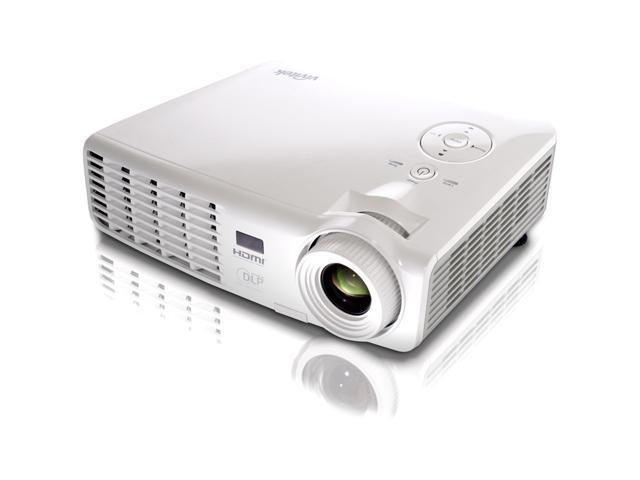VIVITEK D511 XGA 1024x768 2600 Lumens 3D Ready Multimedia DLP Projector