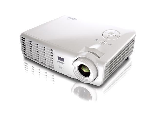 VIVITEK D510 SVGA 2600 Lumens 3D Ready Multimedia DLP Projector