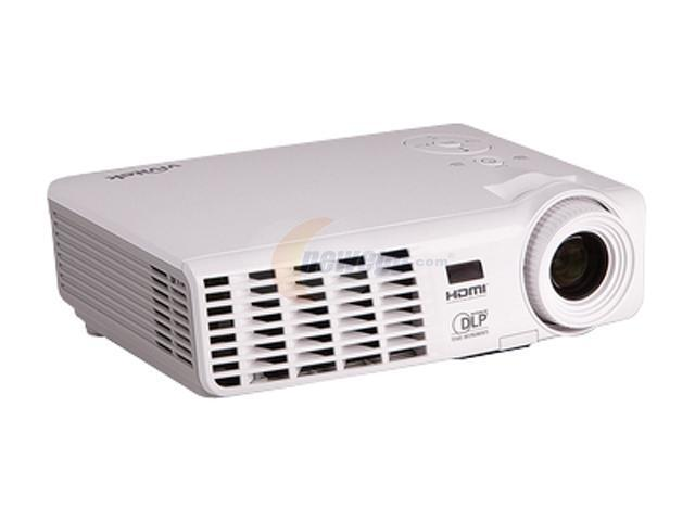 VIVITEK D508 SVGA 2600 Lumens 3D Ready Multimedia DLP Projector - Retail