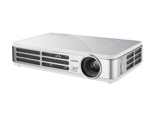 Vivitek Q2 LITE-W LED Pocket Projector, White