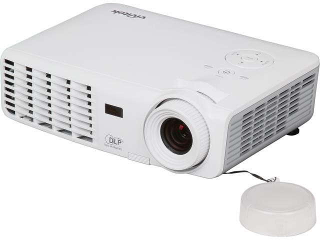 Vivitek D516 DLP Great value high brightness ultra mobile projector
