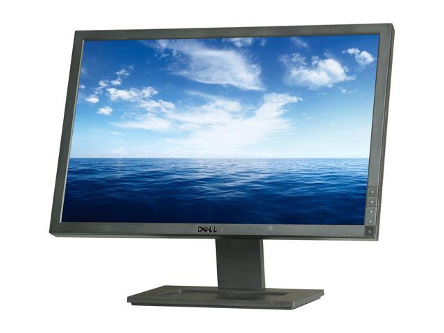 "Dell E-Series E2210 Black 22"" 5ms Widescreen LCD Monitor"