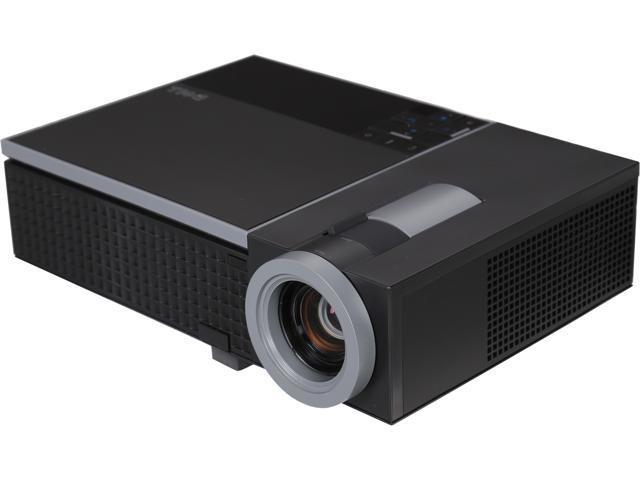 Dell 1510X 1024 x 768 XGA 3500 ANSI Lumens, HDMI / Dual VGA Inputs, RJ45 (Crestron LAN Control/Display), Keystone Adjustment, DLP Projector