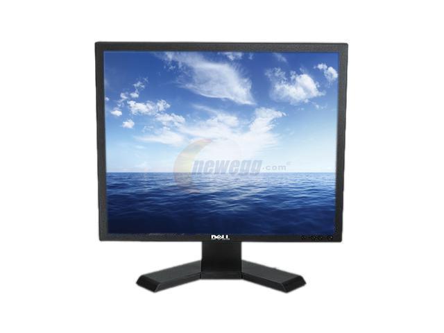"""Dell E190S Black 19"""" 5ms Flat Panel Monitor"""