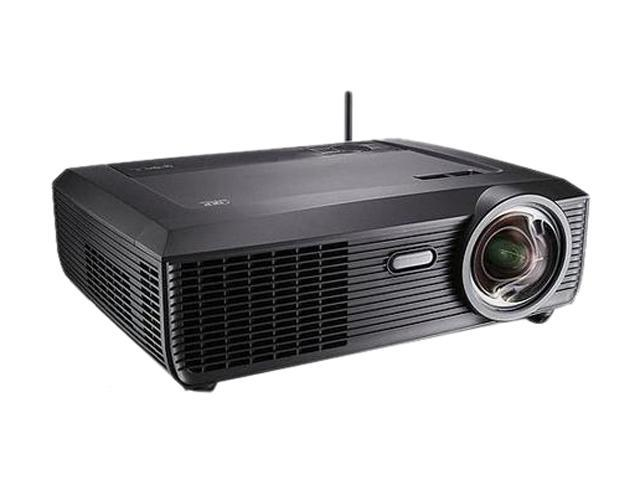 Dell S300wi 1280 x 800 2200 ANSI Lumens (Max.) DLP Short Throw Wireless Projector with 5-Year Advanced Exchange Warranty