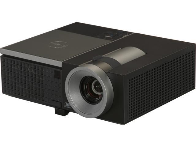 Dell 4320 1280 x 800 4300 Lumens DLP Projector
