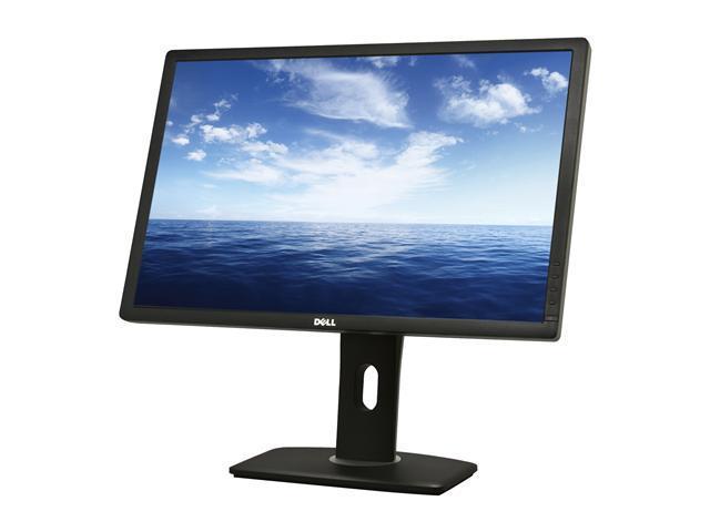 Dell UltraSharp U2412M Black 24