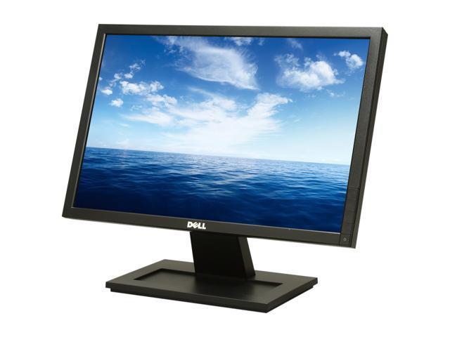"""Dell E Series E1911 Black 19"""" 5ms Widescreen LCD Monitor"""