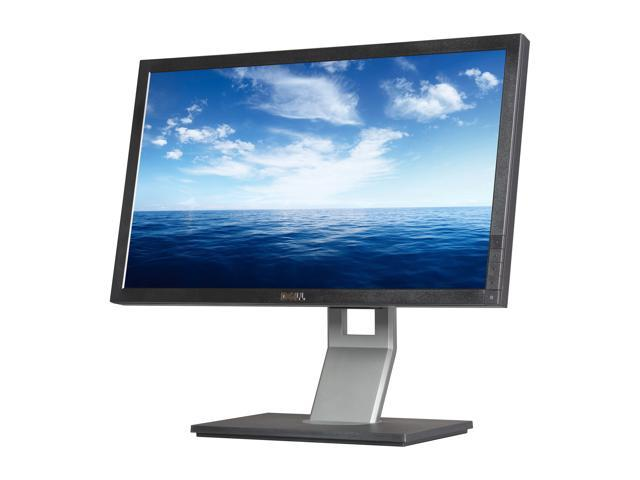 "Dell Professional Series P2211H/W4XCG Black 21.5"" 5ms Widescreen LED Backlight LCD Monitor"