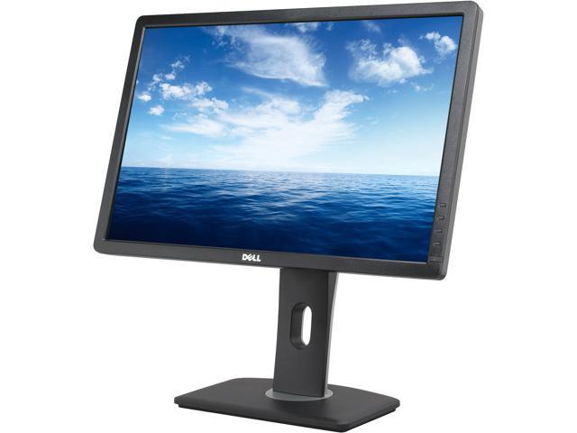"Dell Professional P2213 Black 22"" 5ms Widescreen Height adjustable LED Backlight LCD Monitor"