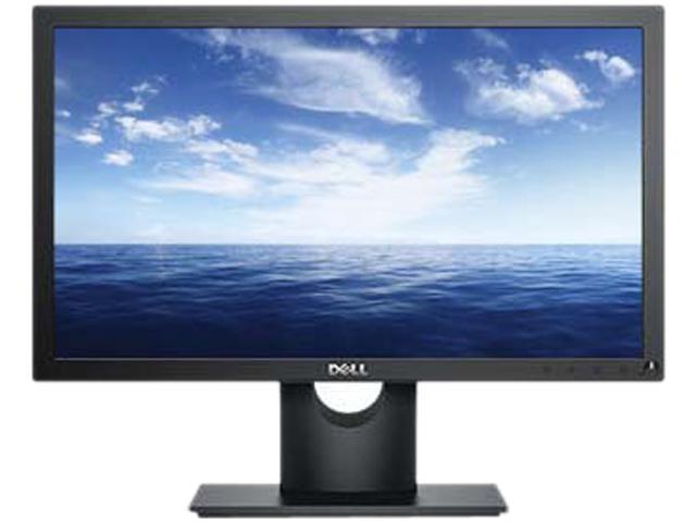 Dell E1916H Black 18.5