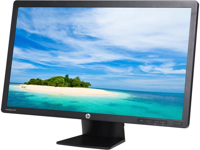 HP ProDisplay Smartbuy P231 Black 23