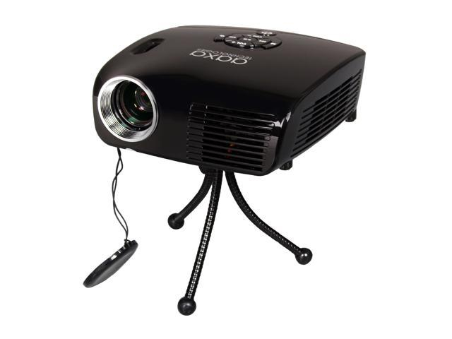 Aaxa m2 hdmi 720p 110 lumens lcos micro projector w for Micro projector reviews