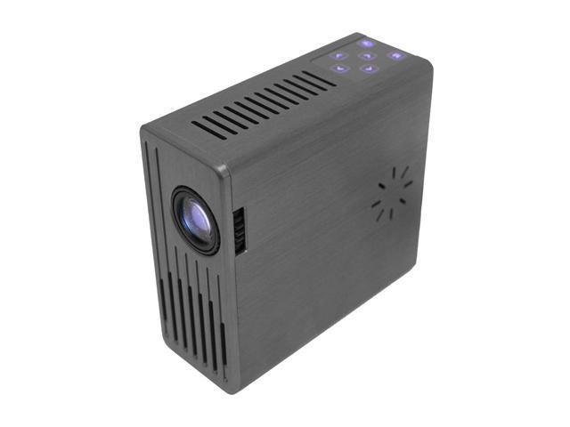 Aaxa m1 ultimate x svga 800 x 600 75 ansi lumens lcos for Micro projector reviews